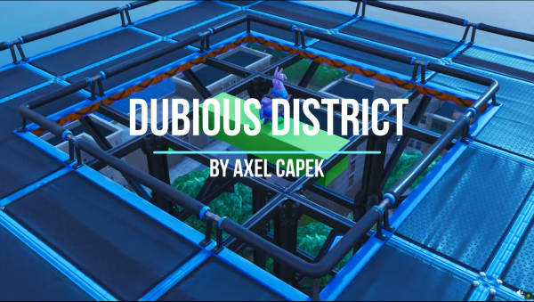 Dubious District Fortnite